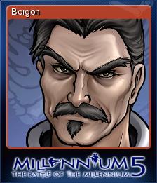 Millennium 5 - The Battle of the Millennium Card 7