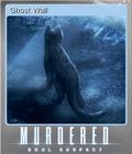 Murdered Soul Suspect Foil 3