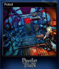 Mystery Masters Psycho Train Deluxe Edition Card 4
