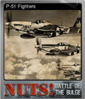 Nuts! The Battle of the Bulge Foil 4