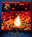 Odallus The Dark Call Card 1