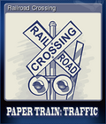 Paper Train Traffic Card 5