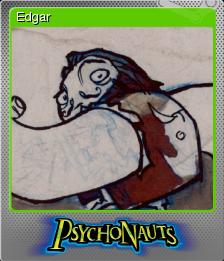 Psychonauts Foil 4