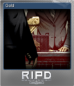 R.I.P.D. The Game Foil 3