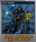 Save Halloween City of Witches Foil 07