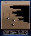 Sector Six Card 4