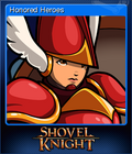Shovel Knight Card 8