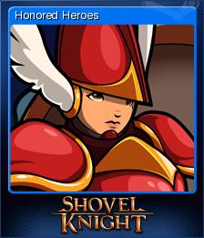 Shovel Knight Card 8
