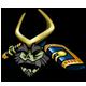 Skulls of the Shogun Badge 5
