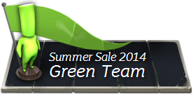 Steam Team Green