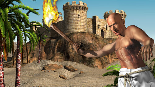 Stronghold Crusader HD Artwork 1