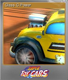 Super Toy Cars Foil 6