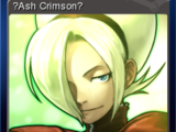 THE KING OF FIGHTERS XIII - Ash Crimson