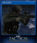 Tactical Intervention Card 06