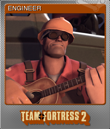 Team Fortress 2 Foil 2
