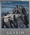 The Elder Scrolls V Skyrim Foil 2