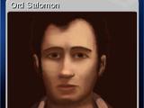 The Samaritan Paradox - Ord Salomon