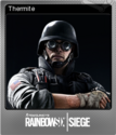 Tom Clancy's Rainbow Six Siege Foil 02