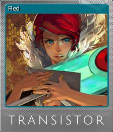 Transistor Card 03 Foil