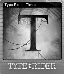 TypeRider Foil 7