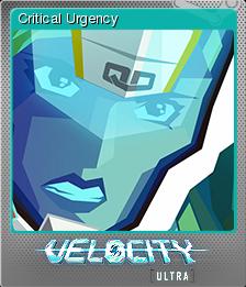 Velocity Ultra Foil 2