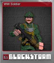 Blockstorm Foil 7