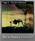 But to Paint a Universe Foil 07