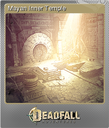 Deadfall Adventures Foil 12