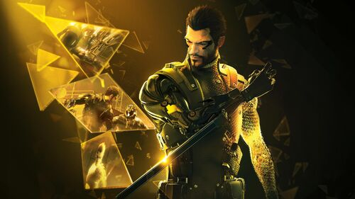 Deus Ex Human Revolution Artwork 7