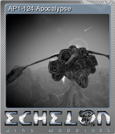 Echelon Wind Warriors Foil 3