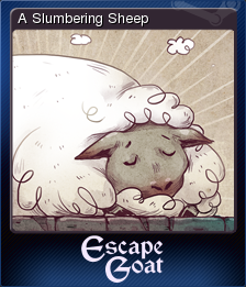 Escape Goat Card 3