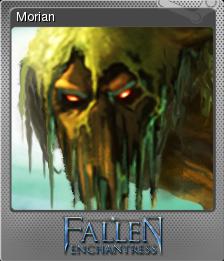 Fallen Enchantress Legendary Heroes Foil 13