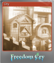 Freedom Cry Foil 2