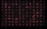 Intake Background Intake Icons