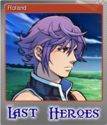 Last Heroes Foil 4