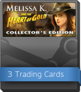 Melissa K and the Heart of Gold Booster Pack