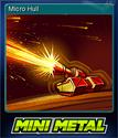 Mini Metal Card 08