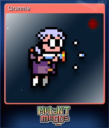 Mutant Mudds Deluxe Card 6