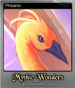 Mythic Wonders The Philosopher's Stone Foil 4