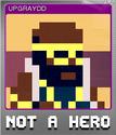 NOT A HERO Foil 5