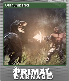 Primal Carnage Foil 2
