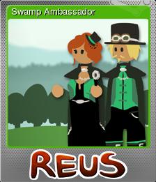 Reus Foil 7