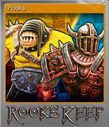 Rooks Keep Card 04 Foil