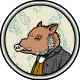 Rusty Lake Hotel Badge 2