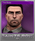 Saints Row IV Foil 8