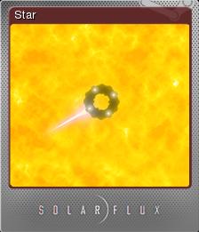 Solar Flux Foil 6