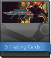 Strider Booster Pack