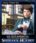 The Testament of Sherlock Holmes Card 7