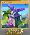 The Treasures of Montezuma 5 Foil 2