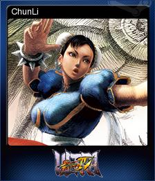 Ultra Street Fighter IV Card 02